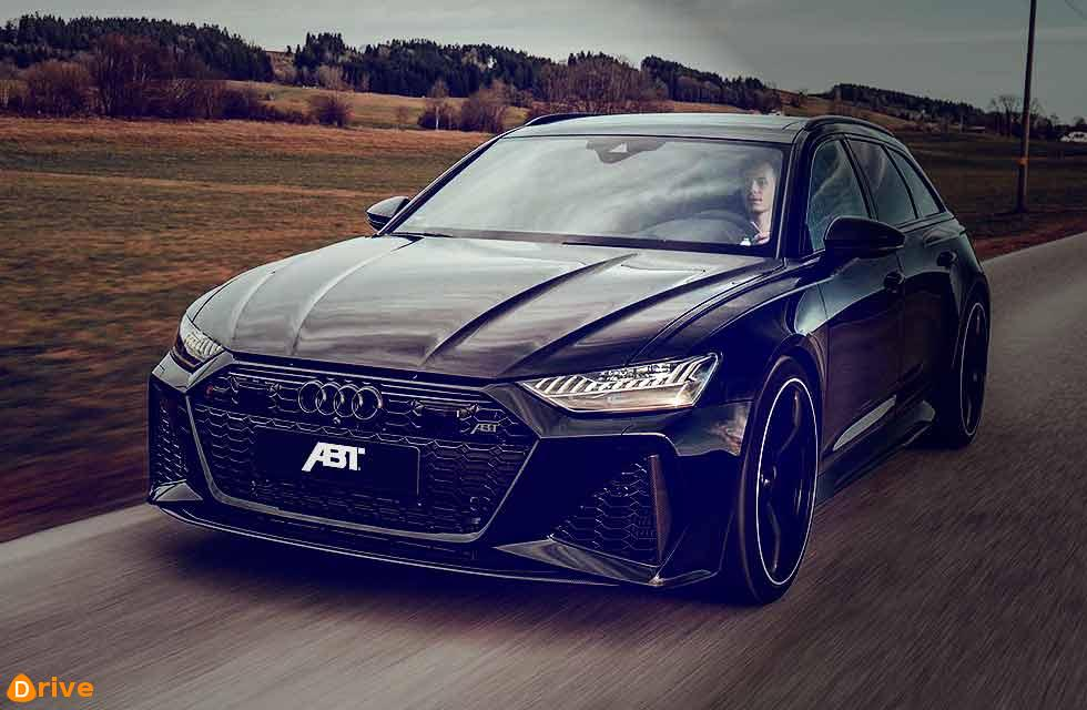 ABT 2021 Audi RS6 Avant C8 Upgrade