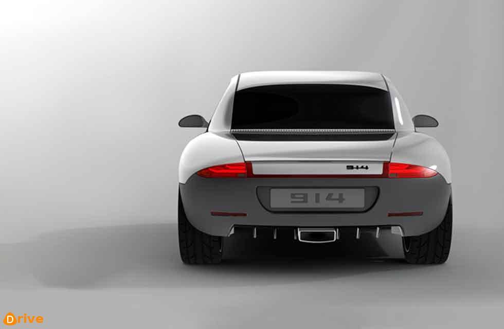 Porsche hints at 914 reboot