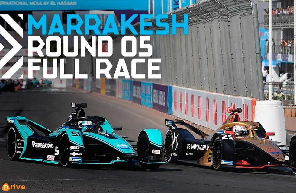 FIA Formula E Championship 2020 Round 5 – Marrakesh