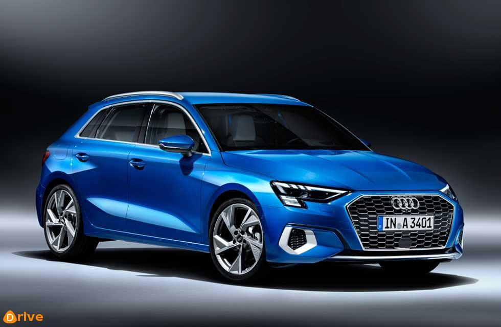 2021 Audi A3 Sportback 8Y