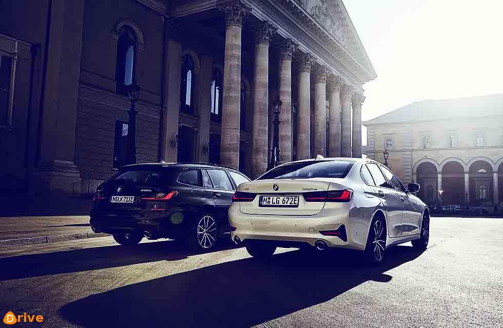 New 330e BMW 3 Series G20/G21 hybrids