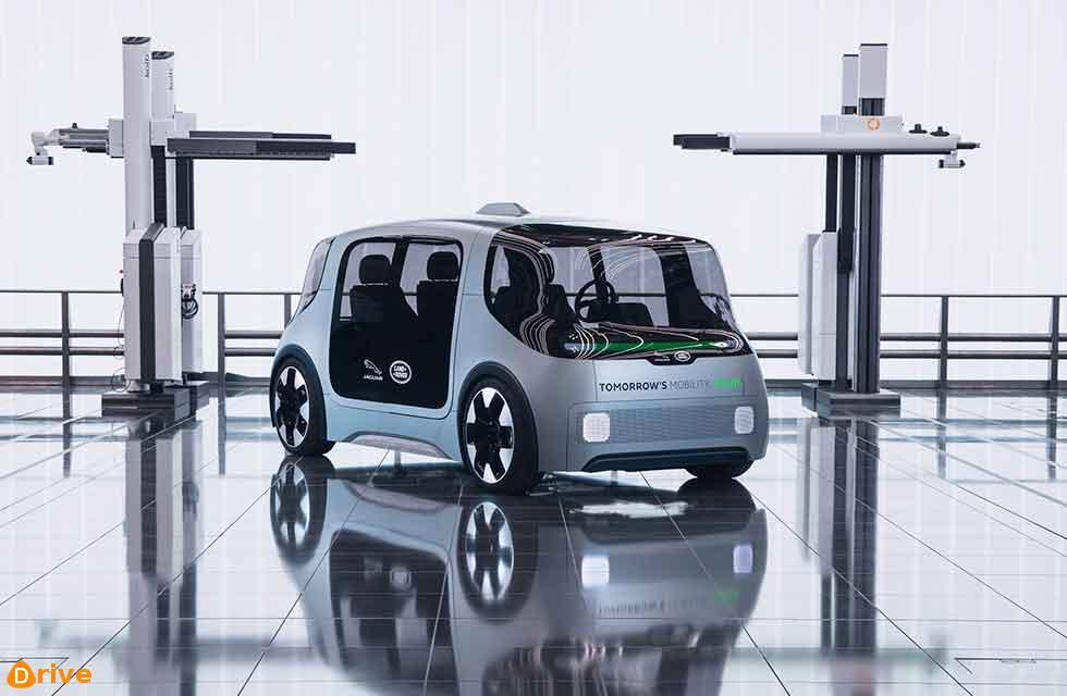 Jaguar Land Rover's Project Vector Autonomous Platform To Start UK Trials In 2021