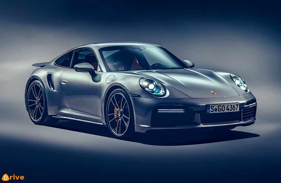 New 2021 Porsche 911 Turbo S 992 packs 641bhp