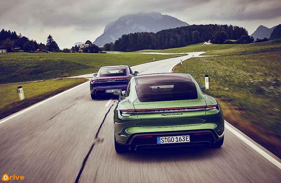 Porsche Taycan beats EPA range in real-world testing