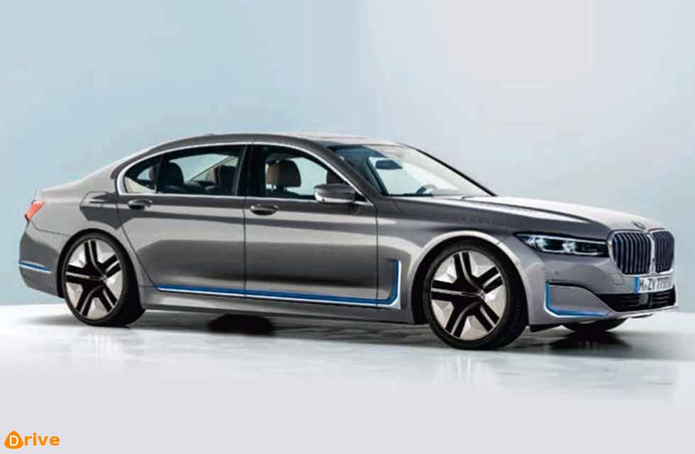 BMW to rival EQS and new XJ with battery-powered 7 Series