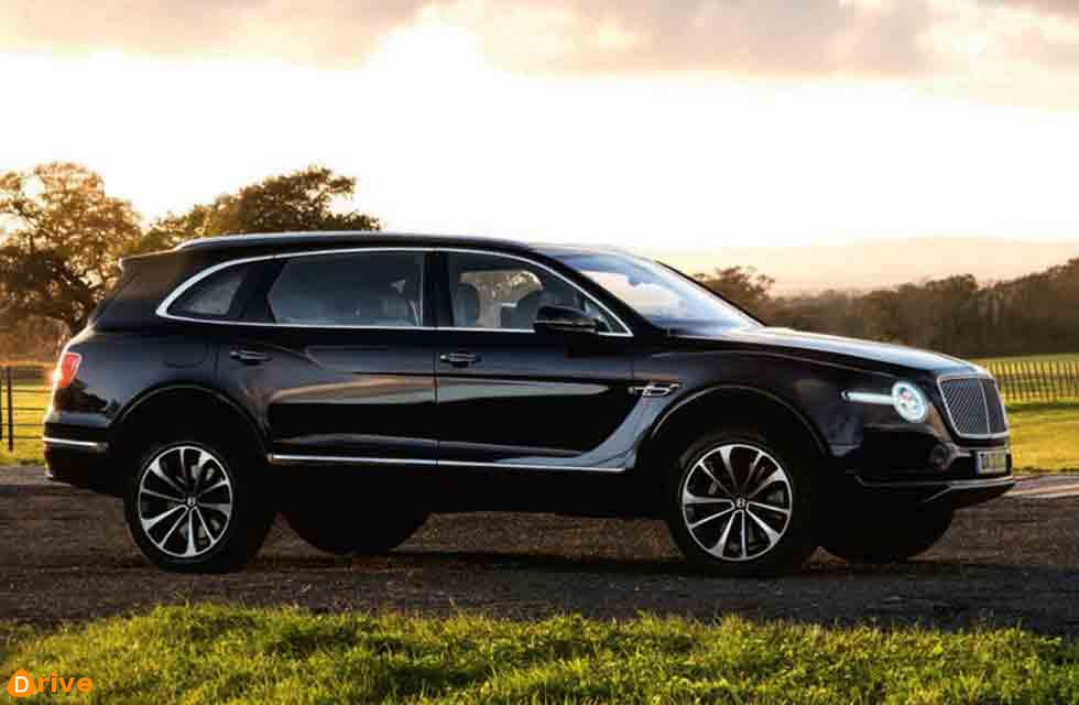 Flagship Bentley SUV in frame to replace Mulsanne