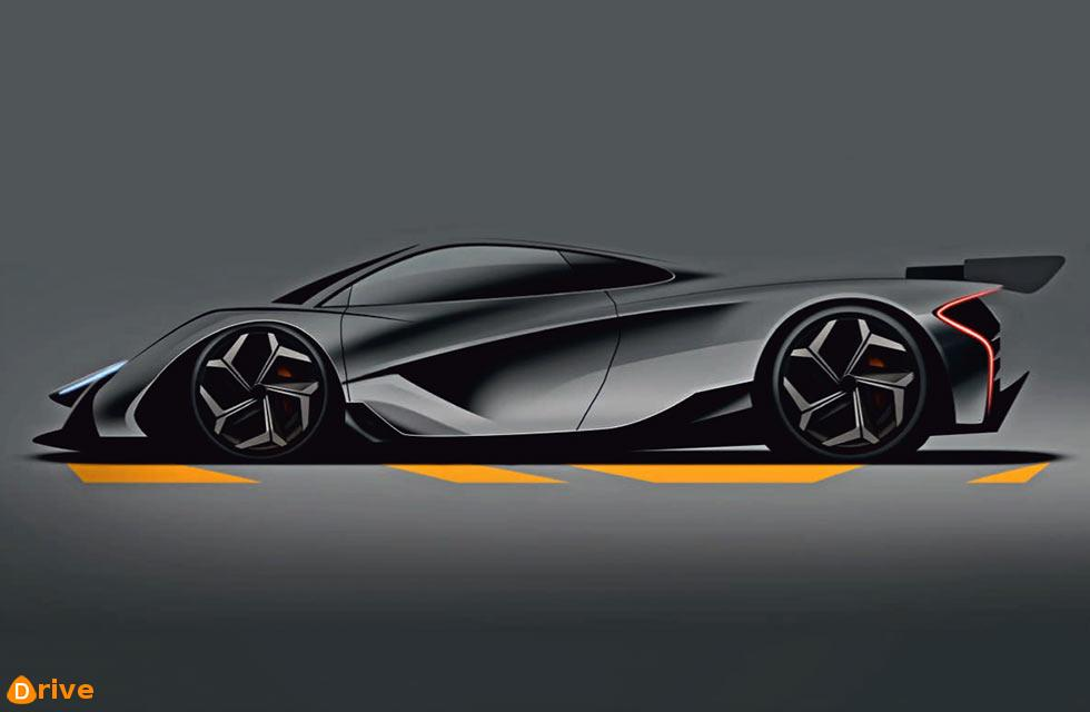 Successor to McLaren P1 in the works. McLaren boss expects new hybrid hypercar to be introduced in four years' time.
