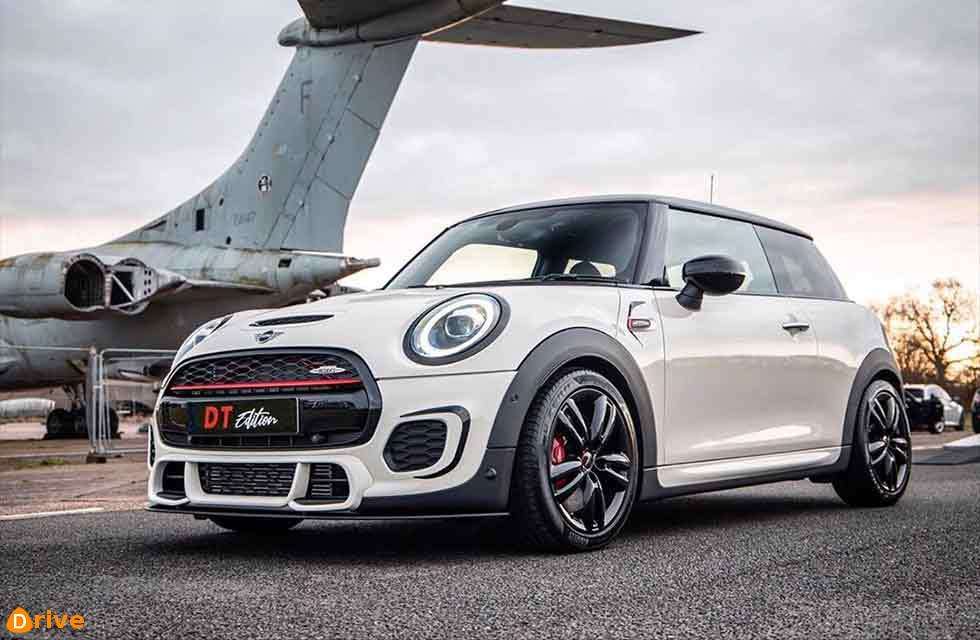 New DT edition 2021 Mini JCW