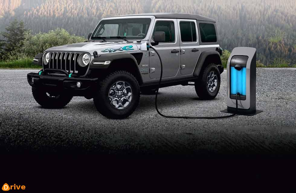 Electrification Jeep's eco push Aim: be world's greenest SUV firm