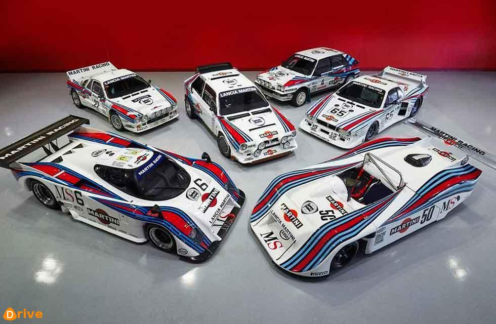 Lancia Martini collection for sale