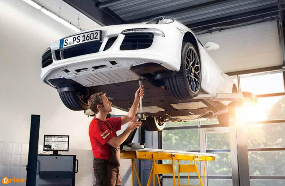Vehicle Maintenance Price Comparison in the UK