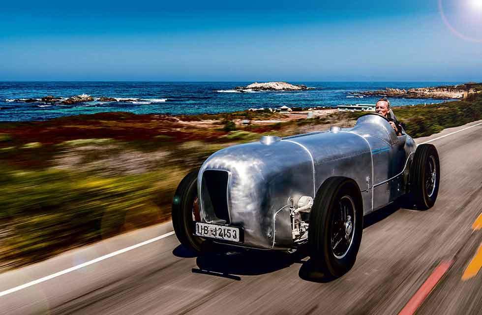 1932 Mercedes Benz SSKL Stromlinien recreation Type WS 06 RS