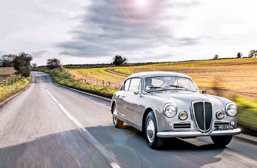 1958 Lancia Aurelia B20 GT dream on trial