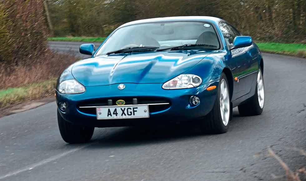 1996 XK8 4.0 is a preproduction show car