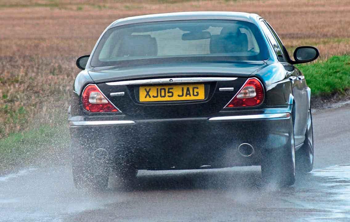 XJ Super V8 Portfolio We drive the last car to leave Browns Lane