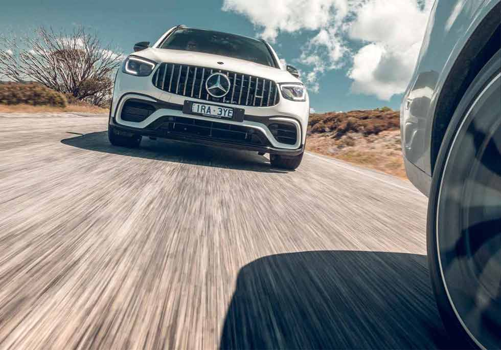 2020 BMW X4 M Competition F98 vs Range-Rover Velar SVA vs Mercedes-AMG GLC 63 S 4MATIC+ X253 - Which one's the quickest SUV