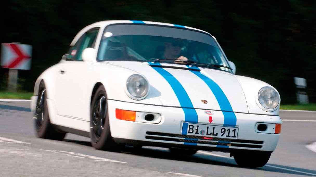 1990 Porsche 911 Carrera Tiptronic Cup Racer 964