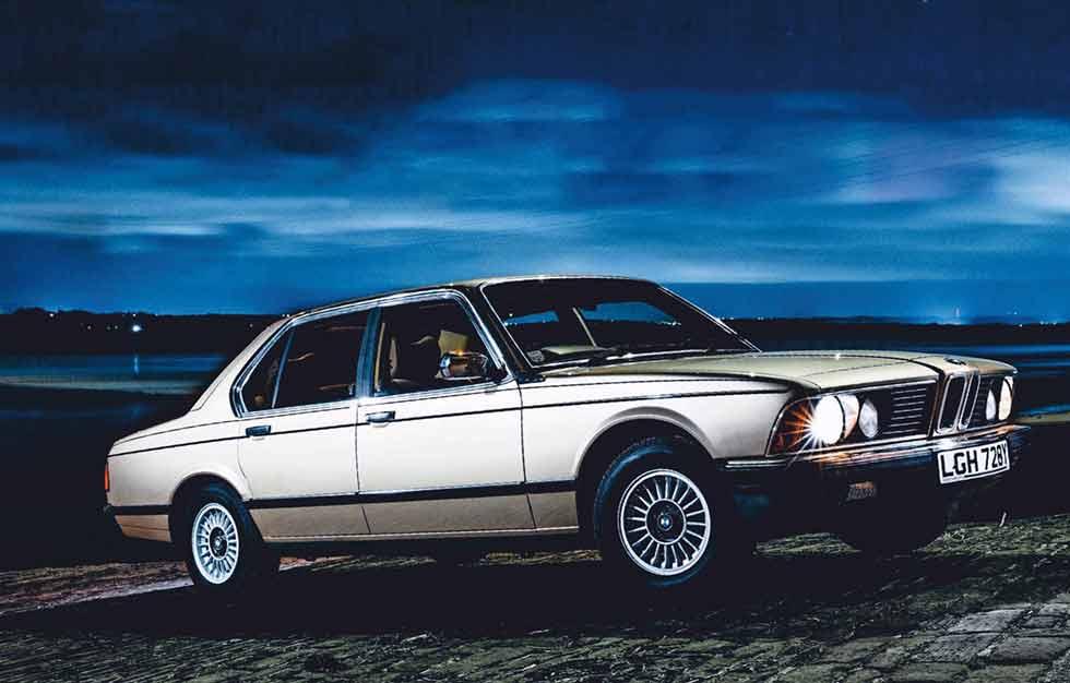 1982 BMW 728i E23