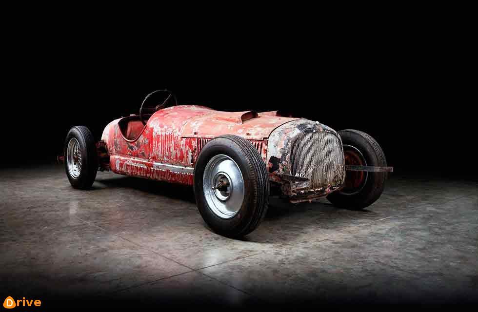 Mussolini's 1930 Alfa Romeo 6C 1750 Super Sport 3rd Series to be restored
