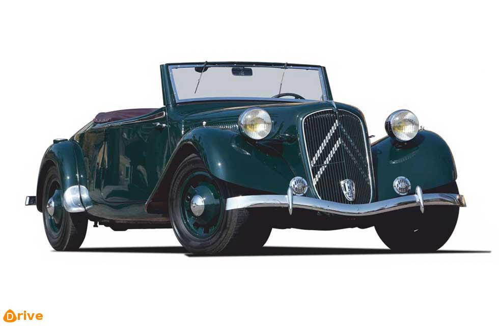 Retro Series 1934 Citroën Traction Avant