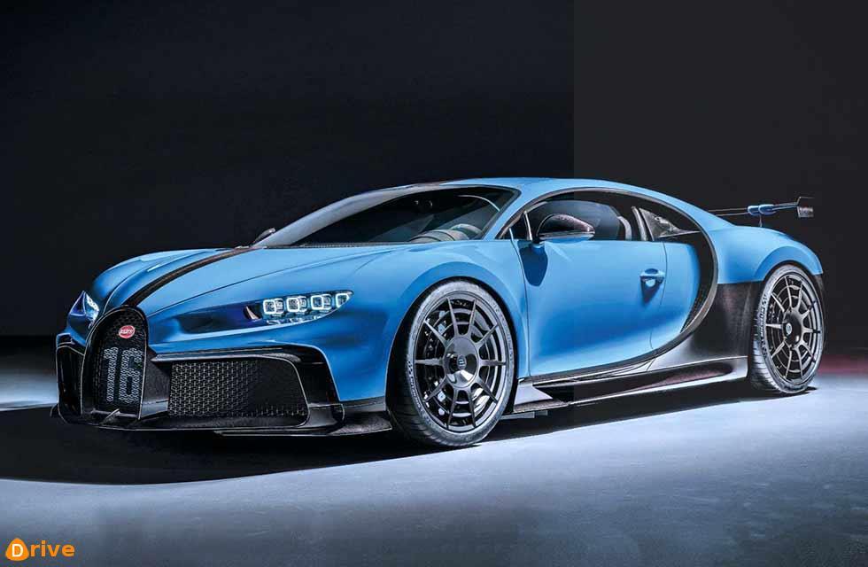 Bugatti Chiron Pur Sport '2020