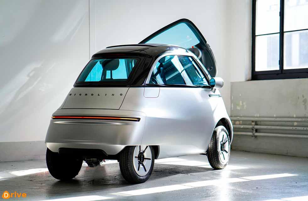 Microlino 2.0 reboots Isetta