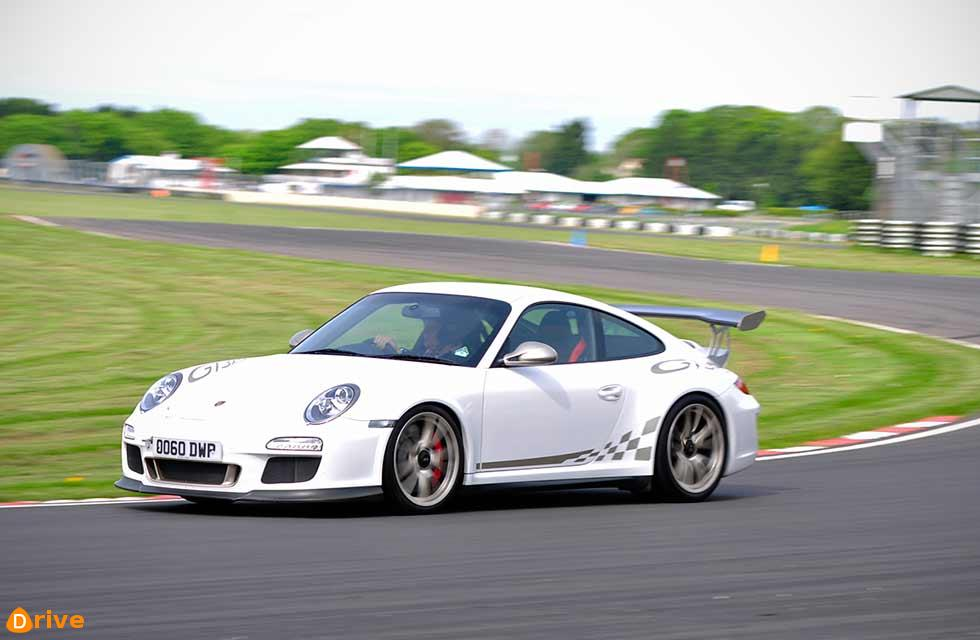 Parr to support Porsche club GB trackday season