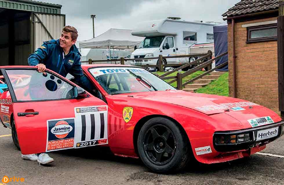 Seasoned Porsche pilot who co-founded new CALM series