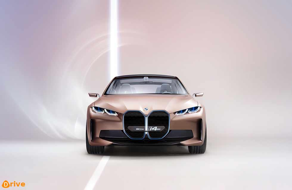 The Concept i4 is said to represent the future of BMW in more ways than one...