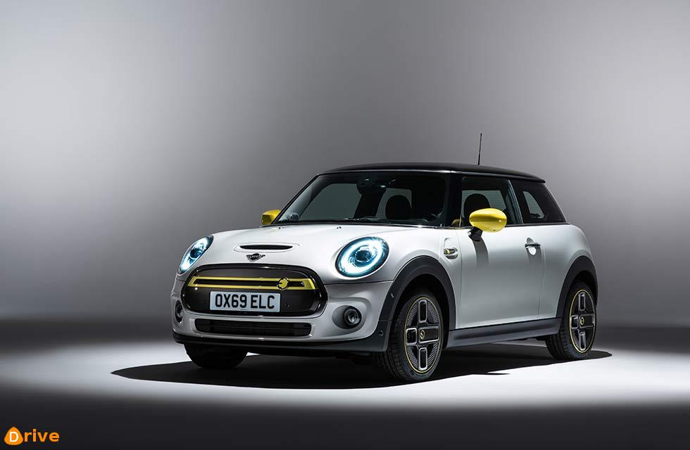 Mini Cooper SE deliveries exceed 500
