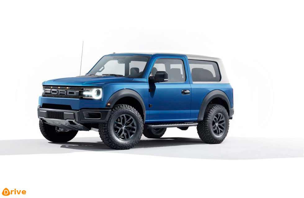 New 2021 Ford Bronco breaks cover
