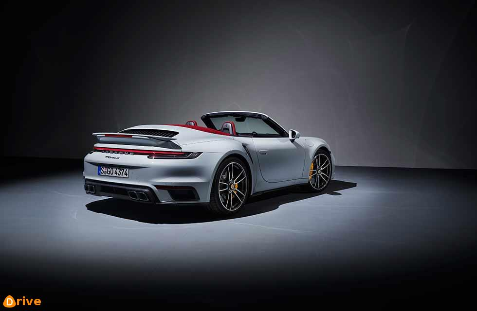 Porsche release price at £155,970 and £165,127 mighty new 911 Turbo S 992, with 650bhp and 205mph