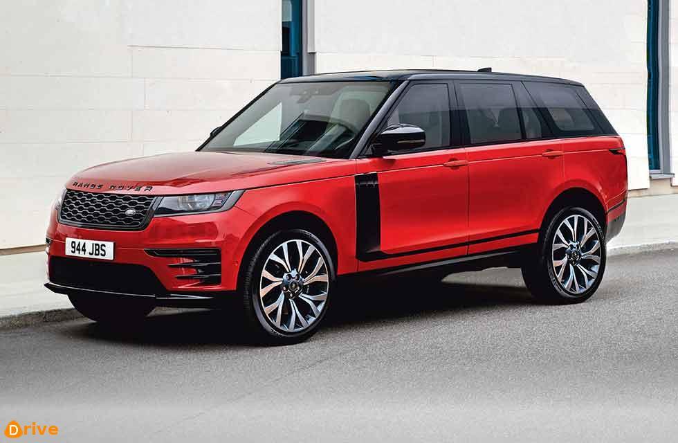 JLR readies next-gen Range Rover