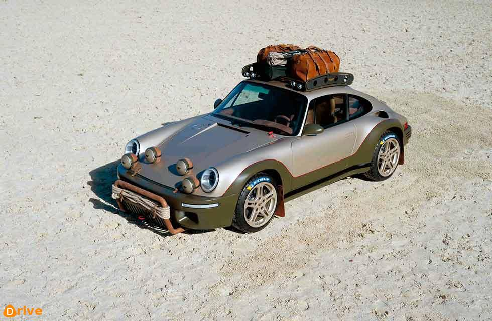 RUF reveals rodeo off-road 911