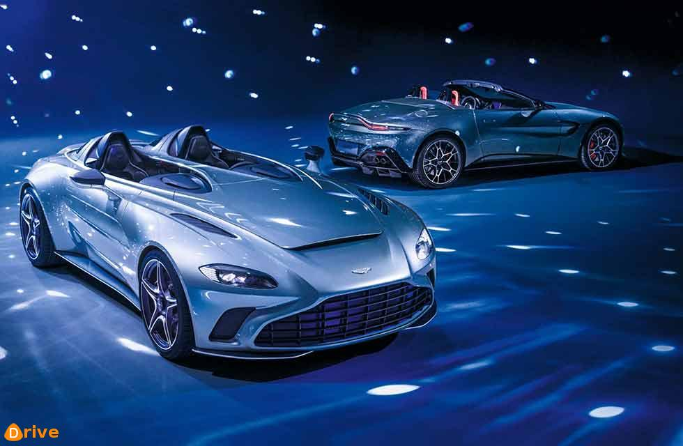 Can Aston bounce back… again? CEO interviewed, new metal showcased