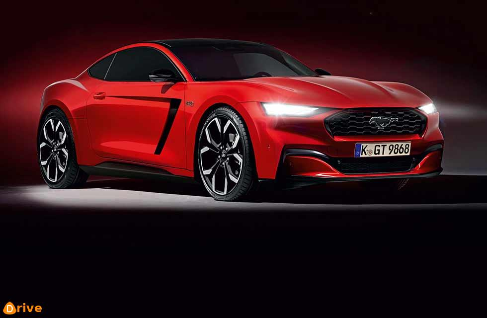 Ford Mustang Hybrid, 4WD for next-gen muscle car