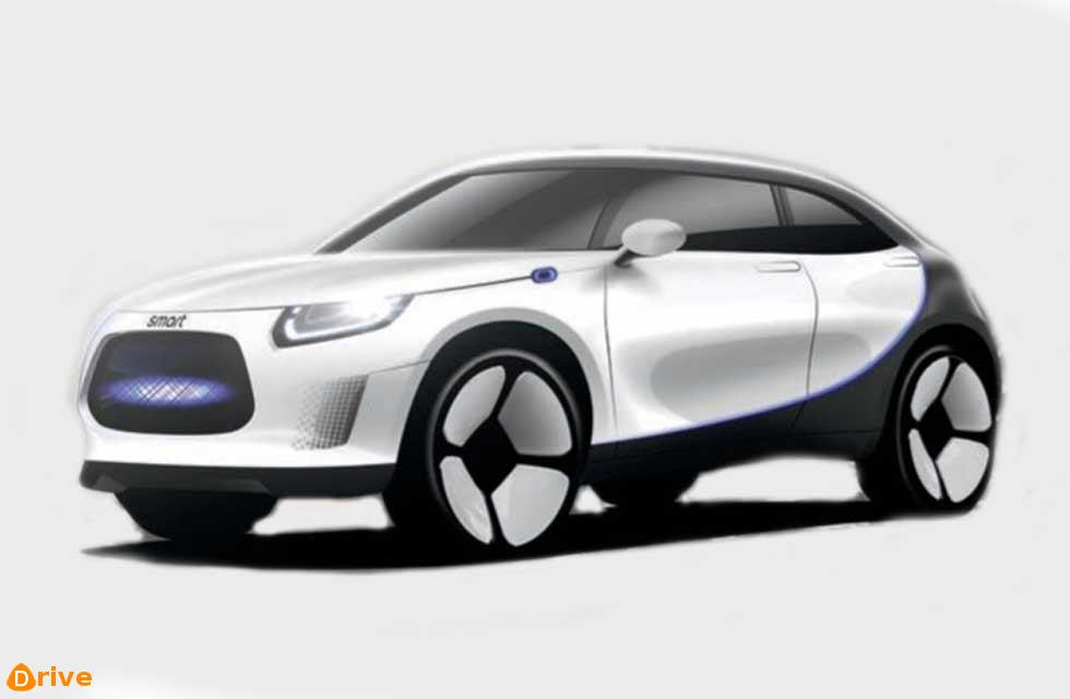 Smart buoyed by Geely deal