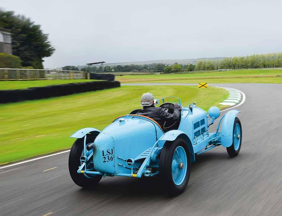 1933 Alfa Romeo 8C 2300 Monza - road test