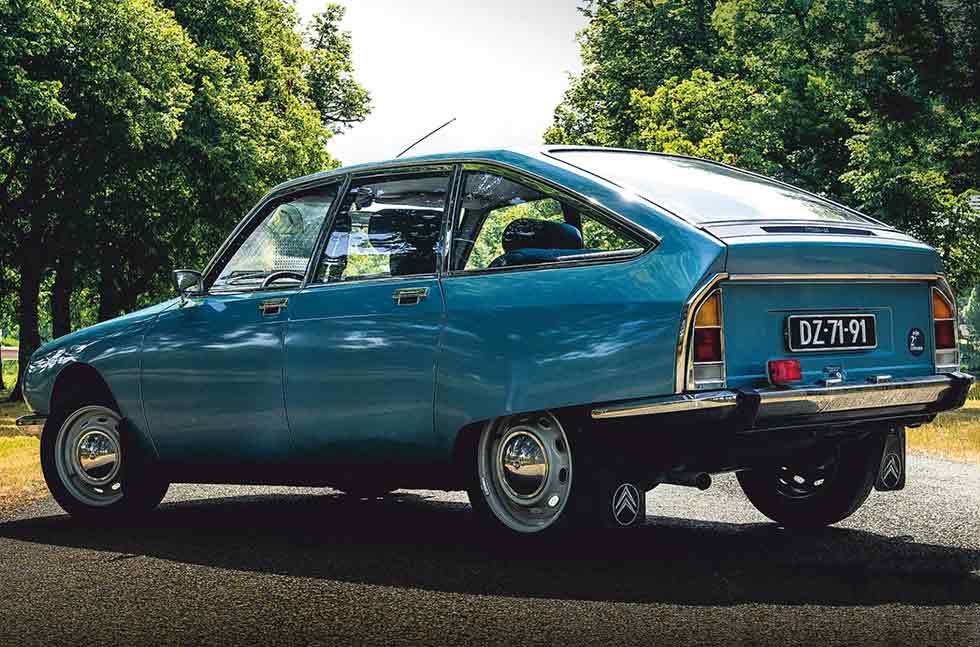 1970 Citroen GS - road test