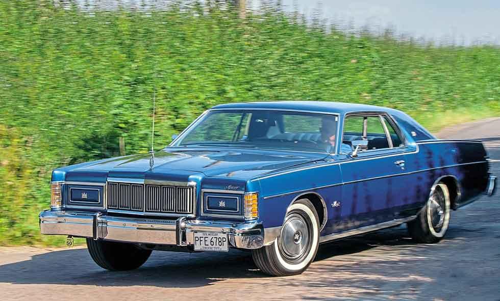 1976 Mercury Marquis