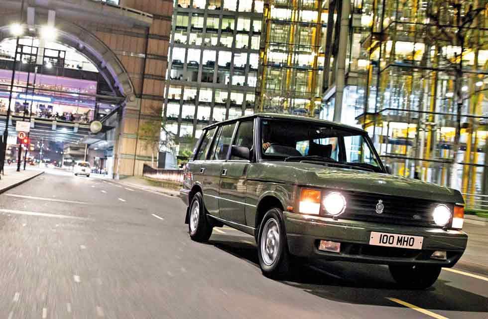 1994 Range Rover Vogue LSE