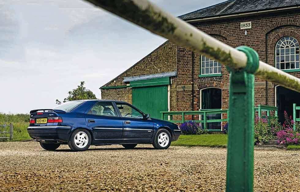 1995 Citroën Xantia Activa 2.0i Turbo - road test