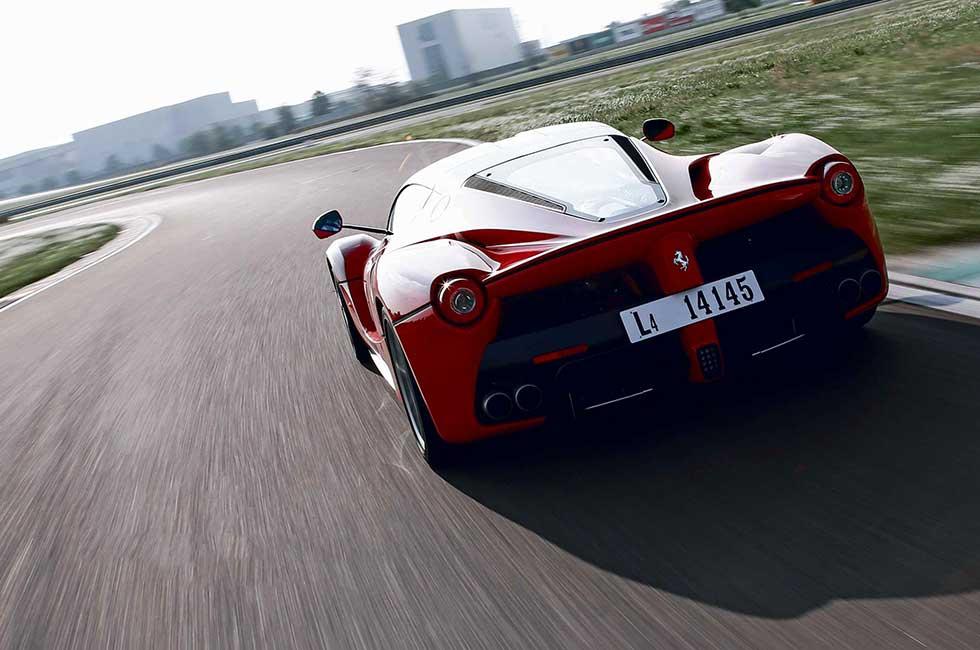 2013 Ferrari LaFerrari - road test