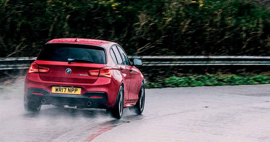 2019 BMW M140i F20 Birds' B1 Dynamic Package 430bhp