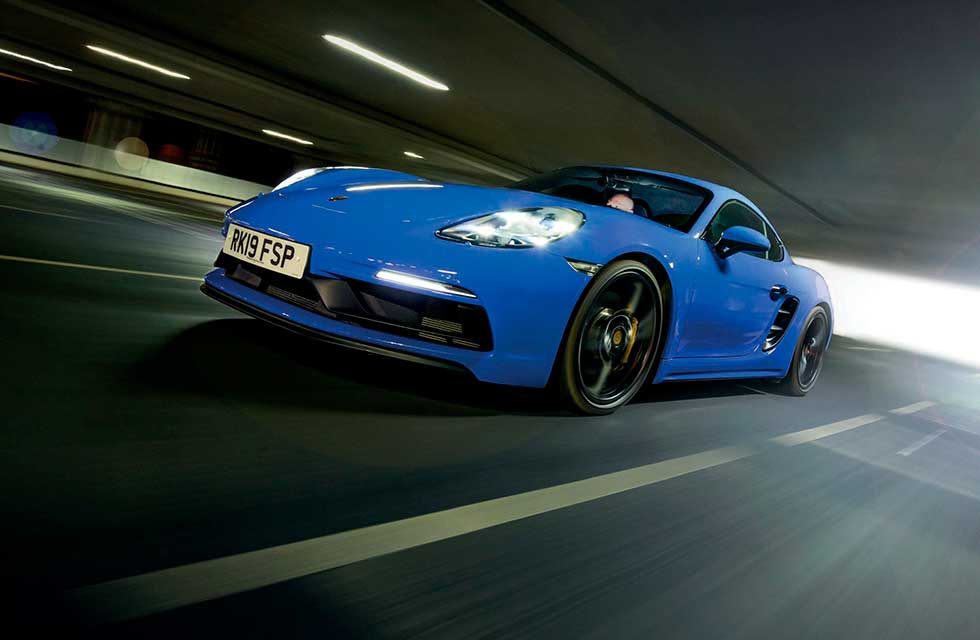 We take time out to revisit the 2.5-litre turbocharged 2021 Porsche 718 Cayman GTS 982C -