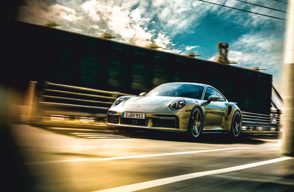 2021 Porsche 911 Turbo S 992: not what you're expecting