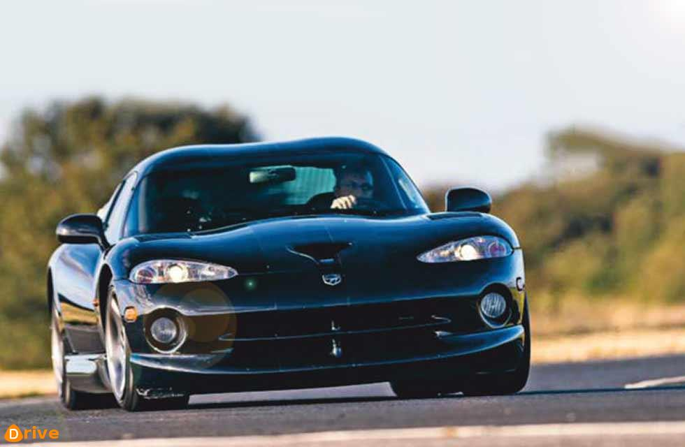 Fancy yourself an immortalized 2001 Dodge Viper GTS?