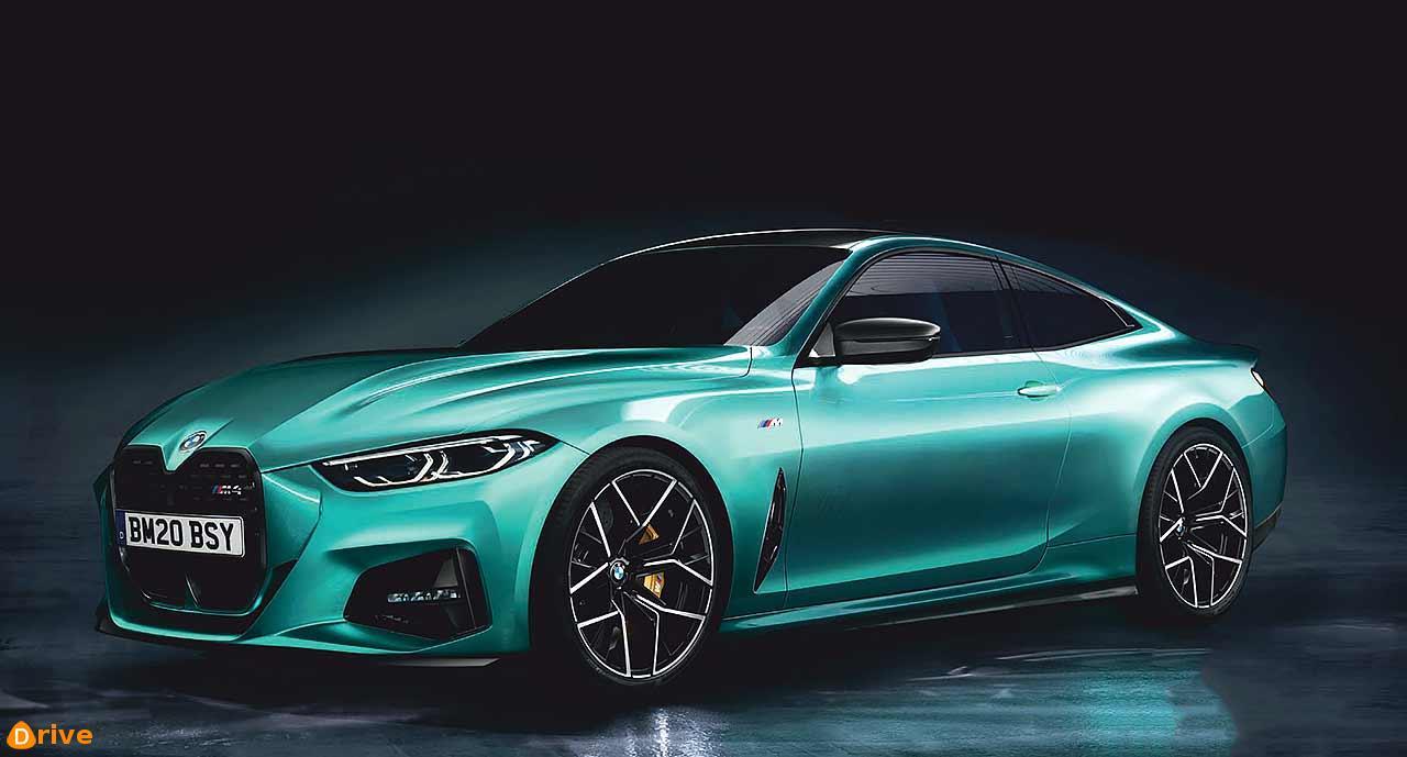 2022 BMW M4 G82