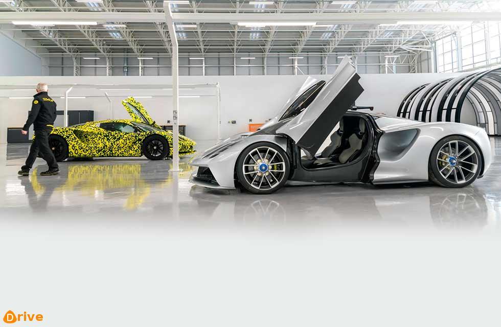 2021 Lotus Evija nears production