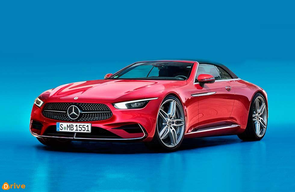 2022 Mercedes-Benz SL returning to its sporting roots